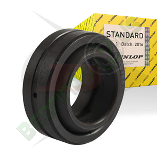GEH40ES Dunlop Spherical Plain Bearing 40x68x40/25mm