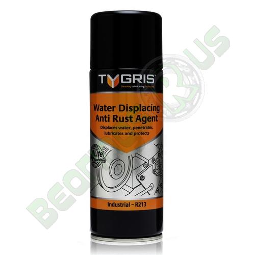 Tygris R213 Water Displacing Anti Rust Agent