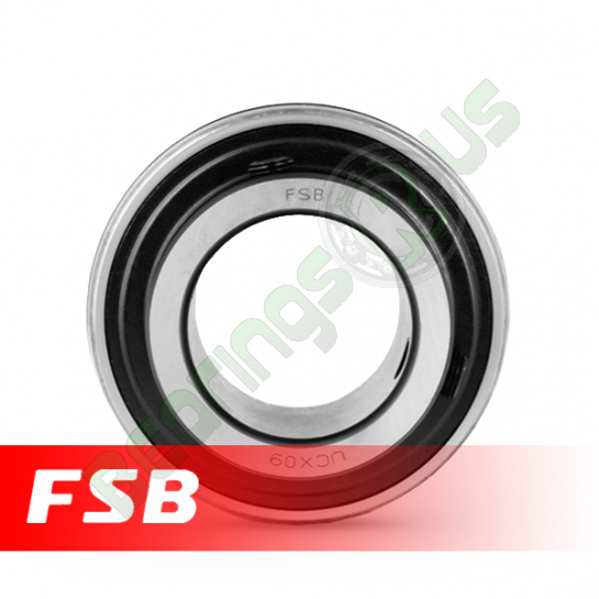 UCX09 FSB Self Lube Bearing Insert 45mm Shaft (1050-45mm)