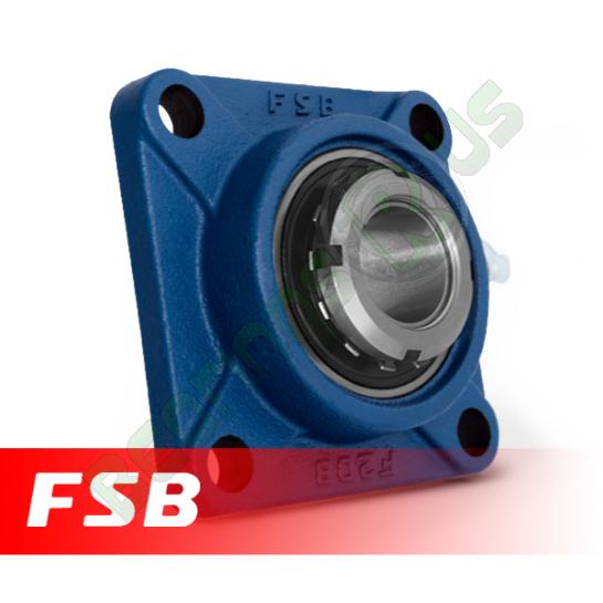 UKF205 FSB Self Lube 4 Bolt Flange Unit 20mm Shaft (SF1025-20K)