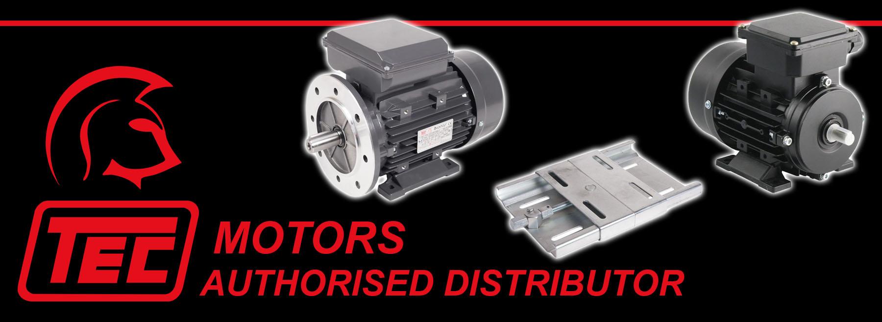 TEC Motors - Authorised Distributor