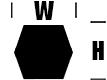 CC96 Premium Double Side (Hexagonal) Agricultural V Belt width=107