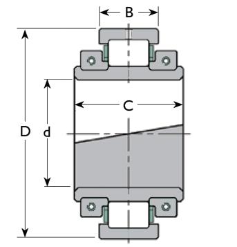 Cooper Bearing GR Diagram