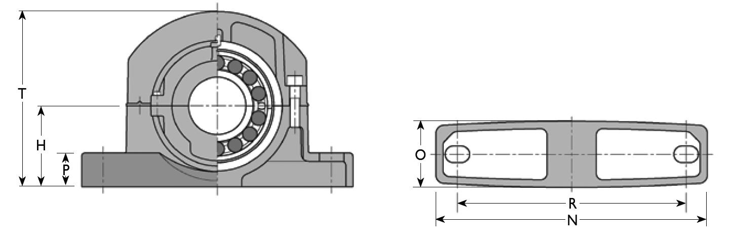 Cooper Pedestal Diagram