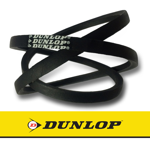 SPZ512 (9.7x512 Lp) Dunlop SPZ Section Wedge Belt - 474mm Inside Length