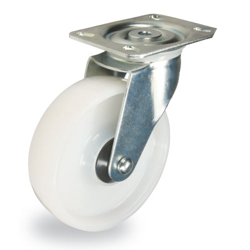 160mm dia Swivel Nylon Castor Wheel