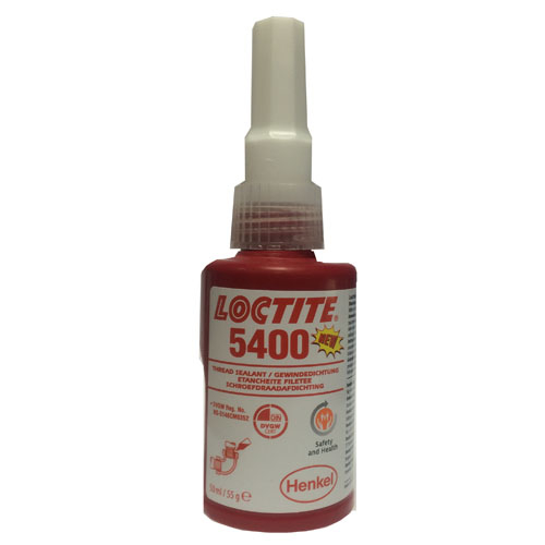 Loctite 5400 - Health & Safety Friendly Pipe Seal 50ml