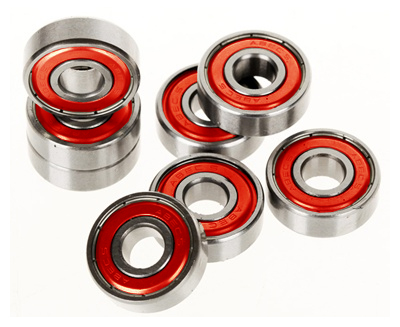 608 Z ABEC7 Skateboard Bearing Set (8)