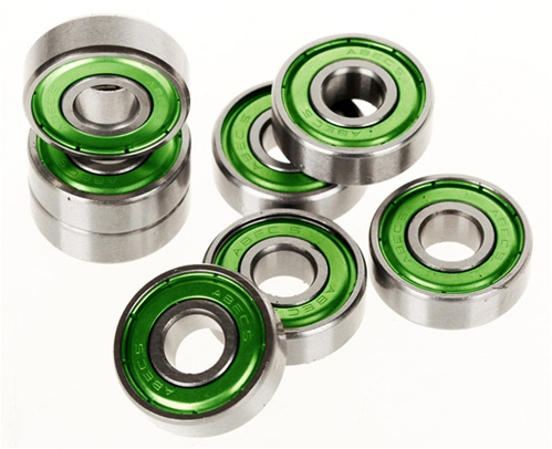 608 Z ABEC5 Skateboard Bearing Set (8)