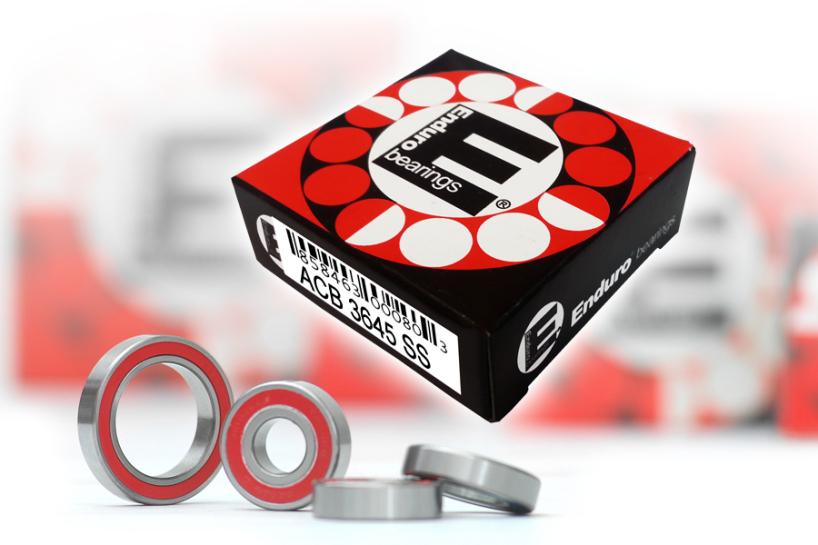 ACB3645 SS Enduro Bike Bearing 30.15x41x6.5mm
