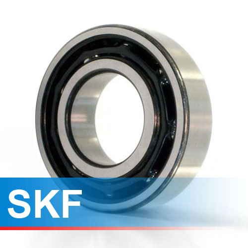 7201BEP SKF Single Row Angular Contact Bearing 12x32x10mm