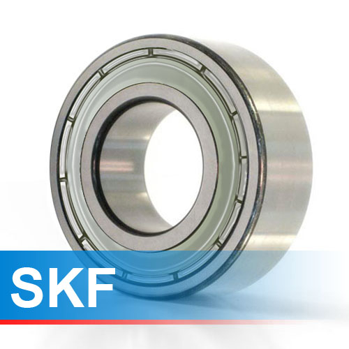 3214 A-2ZTN9/MT33 SKF Double Row Angular Contact Bearing 70x125x39.7mm