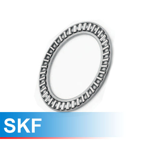 AXK 0619 TN SKF Needle Roller Bearing 6x19x2mm