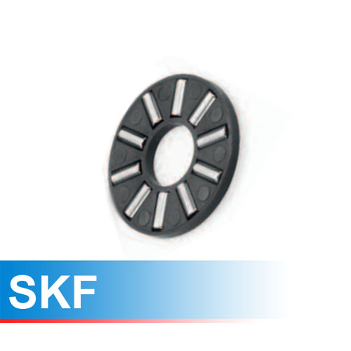 AXK 0414 TN SKF Needle Roller Bearing 4x14x2mm