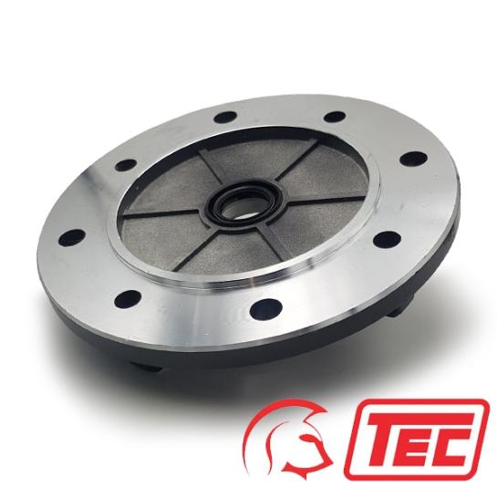 TEC D100/B5 Flange
