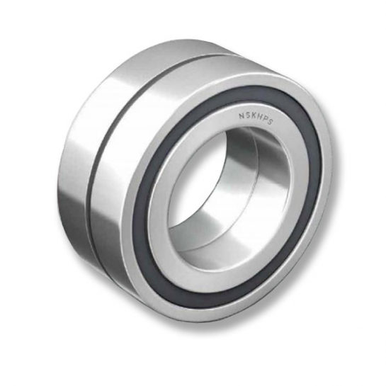 BSN3572DDUDTHP3 = 2 pcs. NSK Axial angular contact ball bearing 35x72x68mm