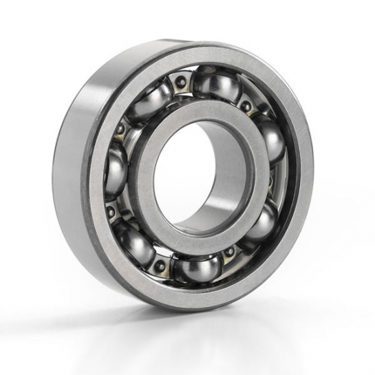 RLS10 SKF Deep groove ball bearing 31.75x69.85x17.463mm