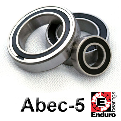 61808 VV - ABEC 5 Enduro Bike Bearing 40x52x7mm