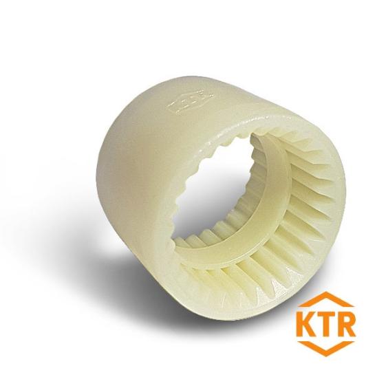 Bowex M28 Polyamide Gear Coupling Sleeve