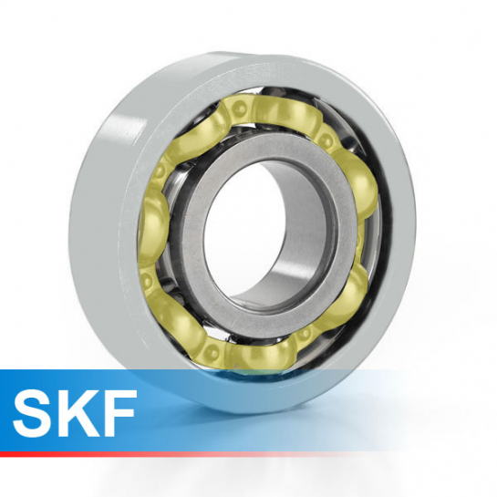 6318M/C3VL0241 SKF Insulated(INSOCOAT) Deep Groove Ball Bearing 90x190x43mm