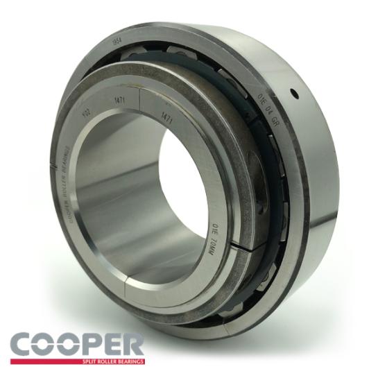 01EB50MEX Cooper Split Bearing - Expansion Type