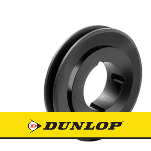 SPA190X1 Vee Belt Pulley - SPA Section 1 Groove - Taper Bush 1610