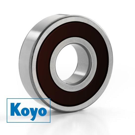 62/28 2RS Koyo Sealed Deep Groove Ball Bearing (28x58x16mm)