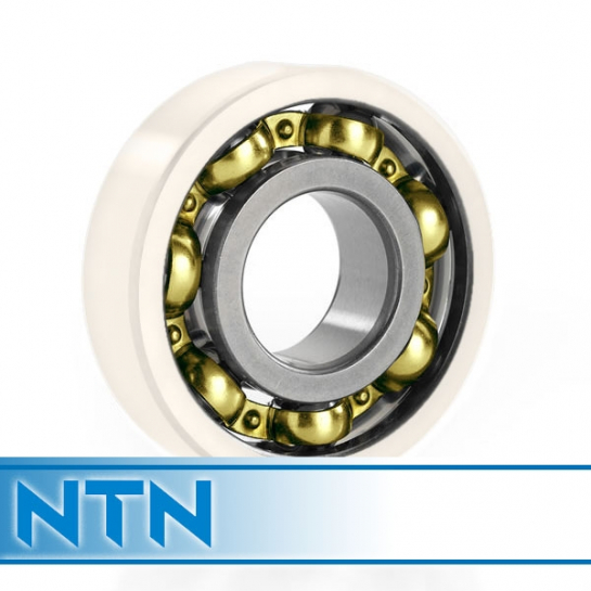6318M/C3VL0241 NTN Insulated(INSOCOAT) Deep Groove Ball Bearing 90x190x43mm