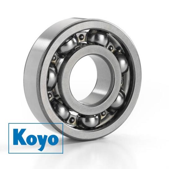 63/22 Koyo Open Deep Groove Ball Bearing (22x56x16mm)