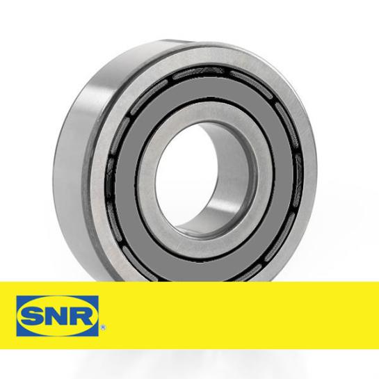 6002-ZZ SNR Shielded Deep Groove Ball Bearing 15x32x9mm