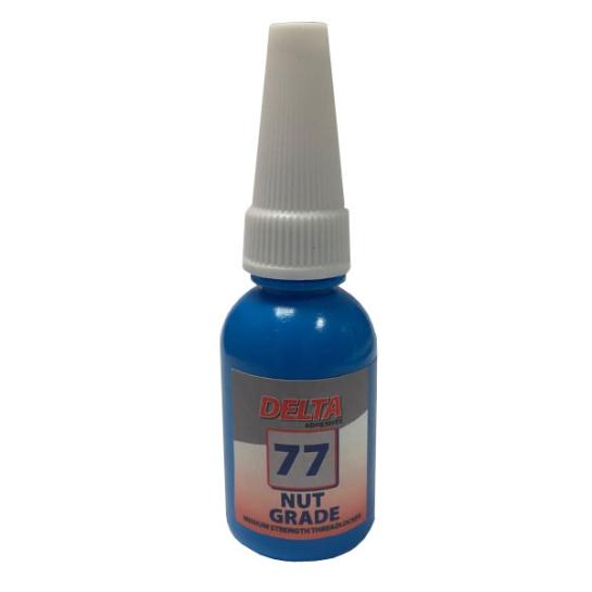 Delta D77 - Nut Grade Adhesive 10ml