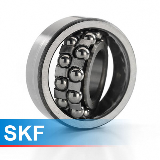 2302E-2RS1TN9 SKF Self-Aligning Ball Bearing 15x42x17mm