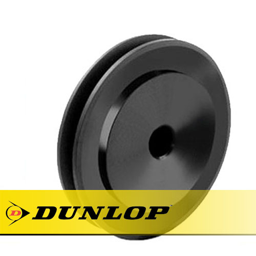 SPA355X1 Vee Belt Pulley - SPA Section 1 Groove - Pilot Bore