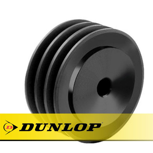 SPA630X3 Vee Belt Pulley - SPA Section 3 Groove - Pilot Bore