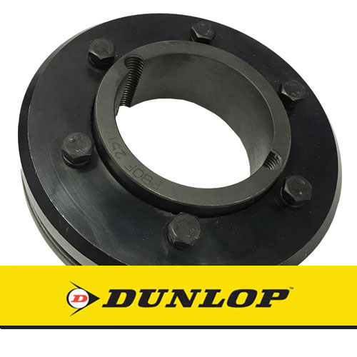 F100H Coupling Hub to suit 2517 Taper Bush