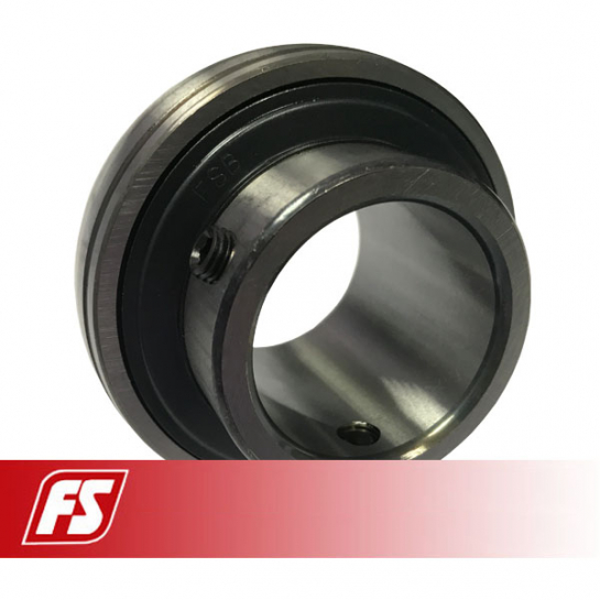 SB201 (1217-12G) FS Self Lube Bearing Insert 12mm Shaft
