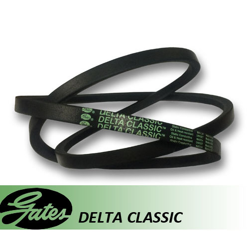 "A73 (13x1860Li) Gates Delta A Section V Belt - 73"" Inside Length"