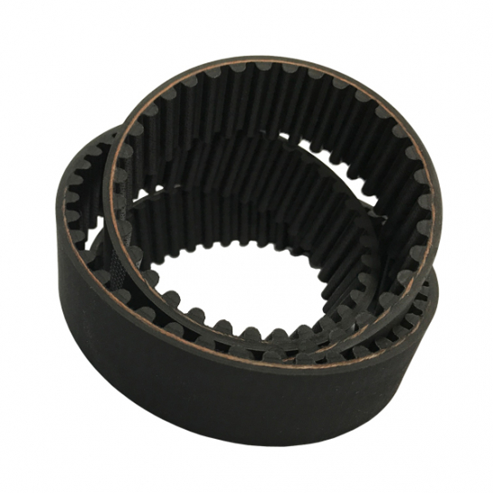 255-5M-25 HTD Timing Belt 5mm Pitch, 255mm Length, 51 Teeth, 25mm Wide
