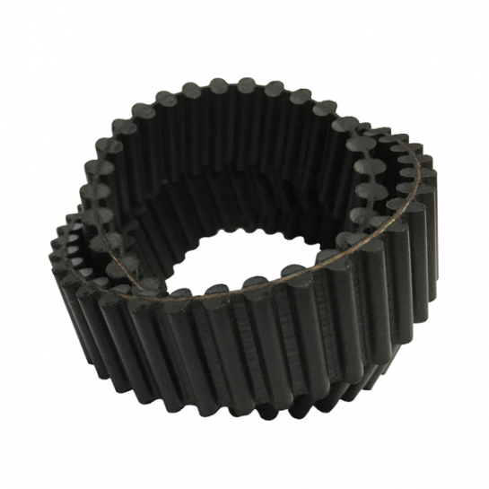 4000-8M-50 DD HTD Double Sided Timing Belt 8mm Pitch, 4000mm Length, 500 Teeth, 50mm Wide