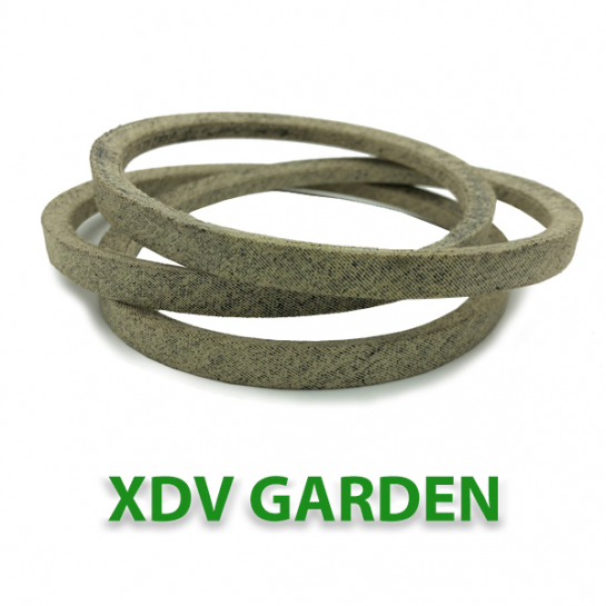 XDV38-380 (3L380) Aramid (made with Kevlar) Mower Vee Belt