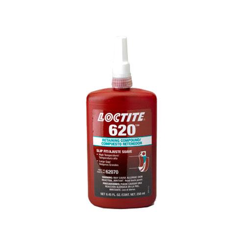Loctite 620 - High Strength High Temperature Retainer 250ml