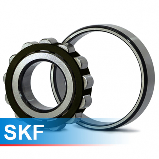 N318 ECP/C3 SKF Cylindrical Roller Bearing 90x190x43 (mm)