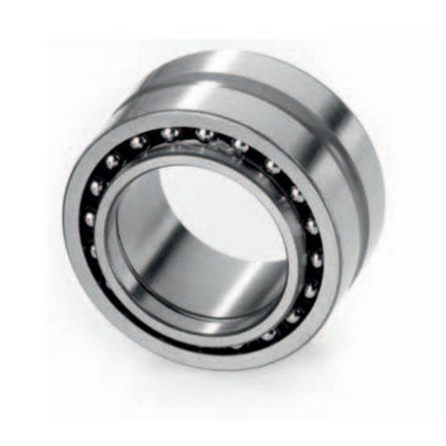 NKIA5905 NKE Needle roller/angular contact ball bearing 25x42x23mm