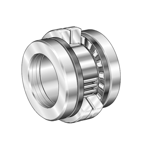 ZARN1545-TV INA Needle roller/axial cylindrical roller bearing 15x45x40mm