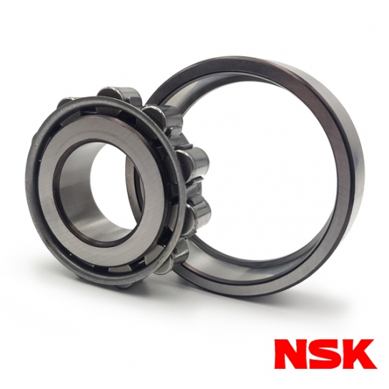 NF215W NSK Cylindrical Roller Bearing 75x130x25mm