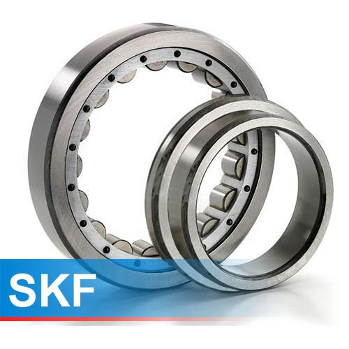 NJ208ECJ/C3 SKF Cylindrical Roller Bearing 40x80x18 (mm)