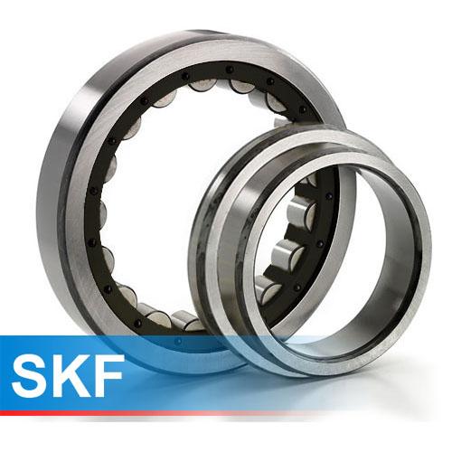 NJ318ECP/C4 SKF Cylindrical Roller Bearing 90x190x43 (mm)
