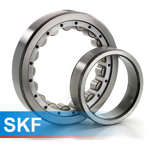 NU208ECJ SKF Cylindrical Roller Bearing 40x80x18 (mm)