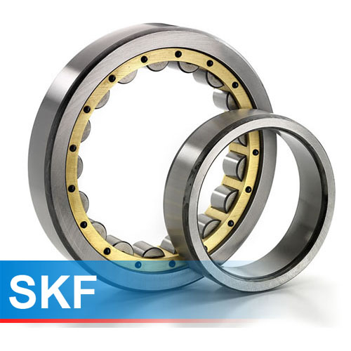 NU316ECM/C3 SKF Cylindrical Roller Bearing 80x170x39 (mm)