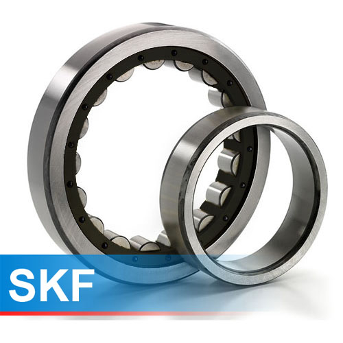 NU2208ECP SKF Cylindrical Roller Bearing 40x80x23 (mm)